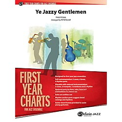 Alfred Ye Jazzy Gentlemen Jazz Band Grade 1 Set (00-40342)