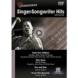Alfred iVideosongs Singer-Songwriter Hits DVD (00-35876)