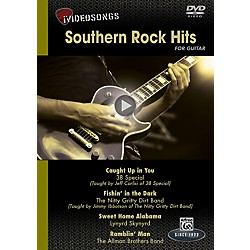 Alfred iVideosongs Southern Rock Hits DVD (00-35878)