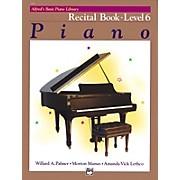 Alfred Alfred's Basic Piano Course Recital Book 6