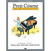 Alfred Alfred's Basic Piano Prep Course Solo Book F