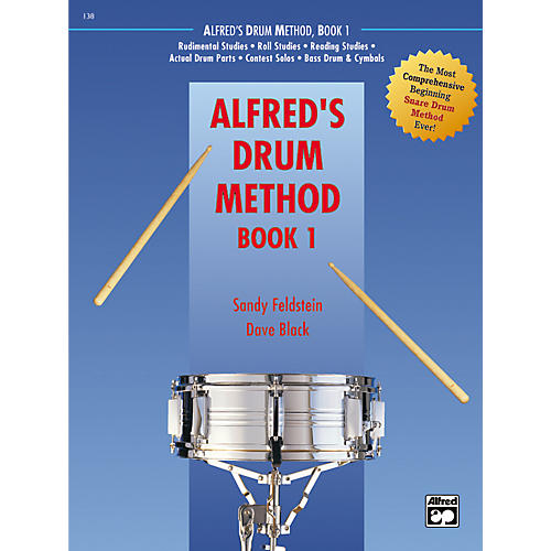 Alfred Alfred's Drum Method, Book 1