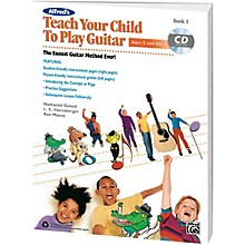 Alfred Alfred's Teach Your Child To Play Guitar Beginner's Kit