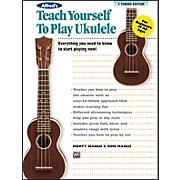 Alfred Alfred's Teach Yourself to Play Ukulele C-Tuning Edition Book & CD