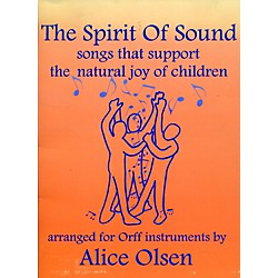 Alice Olsen Publishing The Spirit Of Sound (GB28)