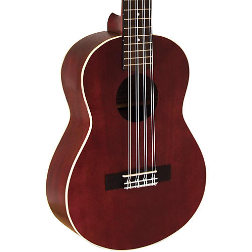 Lanikai All Mahogany 8-String Tenor Ukulele-thumbnail