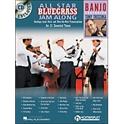 Homespun All Star Bluegrass Jam-Along for Banjo Book/CD