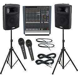 Allen & Heath PA12 / Harbinger APS15 PA Package (KIT883746)