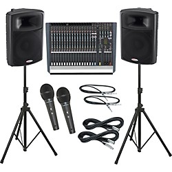 Allen & Heath PA20 / Harbinger APS15 PA Package (KIT883745)