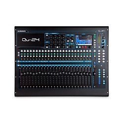 Allen & Heath Qu-24 24-Channel Digital Mixer (AH-QU-24)