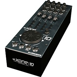 Allen & Heath Xone:1D USB Audio Interface and DJ Controller (AH-Xone:1D)