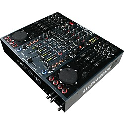 Allen & Heath Xone:4D - USB Audio Interface and DJ Controller (AH-Xone:4D)