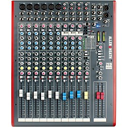 Allen & Heath ZED-12FX USB Mixer with Effects (ZED-12FX-120X)