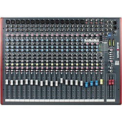 Allen & Heath ZED-22FX USB Mixer with Effects (ZED-22FX-120X)