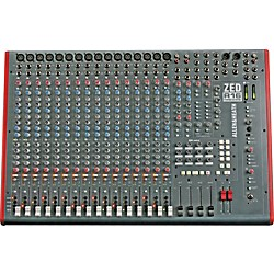 Allen & Heath ZED-R16 16-Channel FireWire Mixer (ZED-R16-120X)