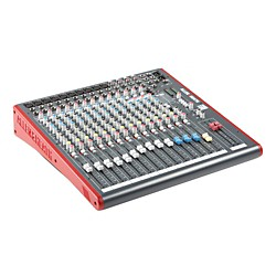 Allen & Heath ZED Series ZED-16FX Multipurpose USB Mixer (AH-ZED16FX)