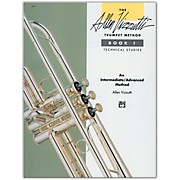 Alfred Allen Vizzutti Trumpet Method Book 1 Technical Studies