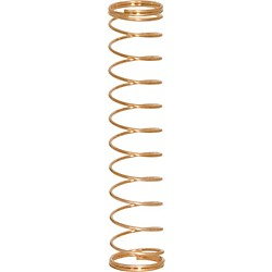 Allied Music Supply A373 Trumpet Piston Springs (A373 (QTY = DOZEN))