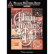 Hal Leonard Allman Bros Definitive Collection Volume 1 Guitar Tab Songbook