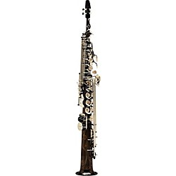 Allora Paris Series Professional Straight Soprano Saxophone with 2 Necks (VCH-S830BSE/PSB)