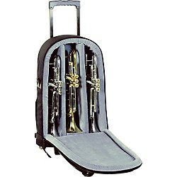 Allora Super Triple Trumpet Wheelie Bag (14-WBFSK)