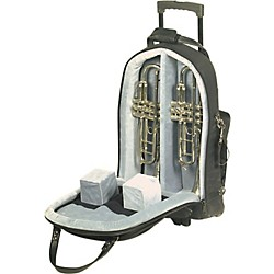 Allora Trumpet and Mute Gig Bag with Wheels (12-WBFSK)