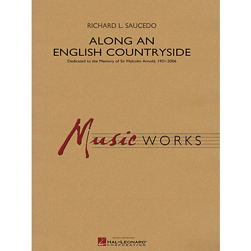 Hal Leonard Along An English Countryside - Music Works Series Grade 5-thumbnail