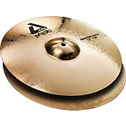 Paiste Alpha Brilliant Medium Hi-Hat Pair