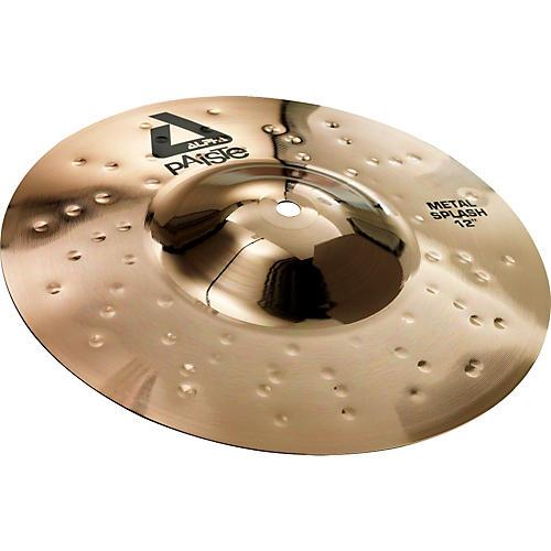 Paiste Alpha Brilliant Metal Splash Cymbal 10 in.