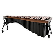 Adams Alpha Series 4.3 Octave Rosewood Marimba with Walnut Rails