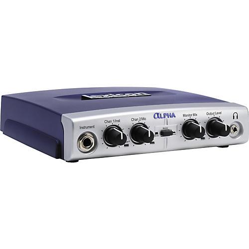Lexicon Alpha USB Desktop Recording Studio