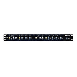 Alto AX2304 Professional High-Precision Stereo 2-Way / 3-Way / Mono 4-Way Crossover (AX2304)