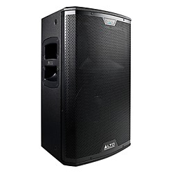 "Alto Black 12"" 2-Way Loudspeaker 2400W With Wireless Connectivity (BLACK 12)"