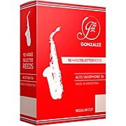 Gonzalez Alto Saxophone Reeds