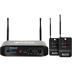Alto Stealth Wireless - Stereo Wireless System for Active Loudspeakers (Stealth Wireless)