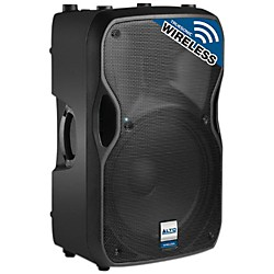 "Alto Truesonic Wireless Series TS115W Active 800W 2-Way 15"" Loudspeaker w/ Wireless Connectivity (TS115W)"