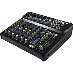 Alto Zephyr Series ZMX122FX 8-Channel Compact Mixer with Effects (ZMX122FX)