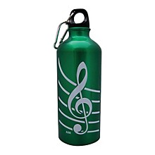 AIM Aluminum Bottle G Clef