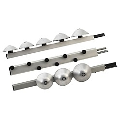 Aluphone Concert High Extension with damping bar, Stensgaard (ACHED)