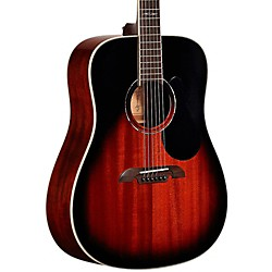 Alvarez AD66 Dreadnought Acoustic Guitar (AD66SB)