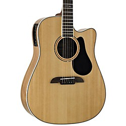 Alvarez Artist Series AD90CE Dreadnought Acoustic-Electric Guitar (USED004000 AD90CE)