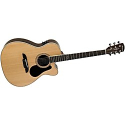 Alvarez Artist Series AF70CE Folk Acoustic-Electric Guitar (USED004000 AF70CE)