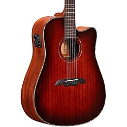Alvarez MDA66CE Masterworks Dreadnought Acoustic-Electric Guitar (MDA66CESHB)