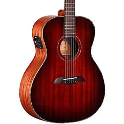 Alvarez MGA66E Masterworks Grand Auditorium Acoustic-Electric Guitar (MGA66ESHB)