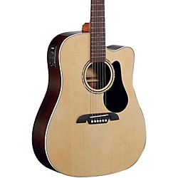 Alvarez RD27CE Dreadnought Acoustic-Electric Guitar (RD27CE)