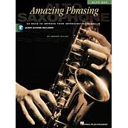 Hal Leonard Amazing Phrasing - Alto Sax (Book/CD)