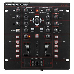 American Audio 10MXR 2-Channel MIDILOG DJ Mixer (10MXR)