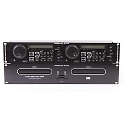 American Audio DCD-Pro 310 MKII Dual CD Player (USED007009 DCD pro 310)