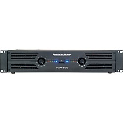 American Audio VLP-1500 Power Amplifier (VLP-1500)