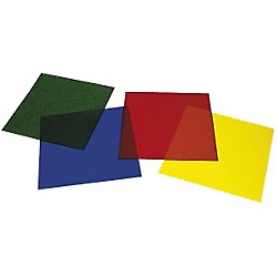 American DJ CGS-9A 9x9 Gel Sheet Packet A (CGS-9A)